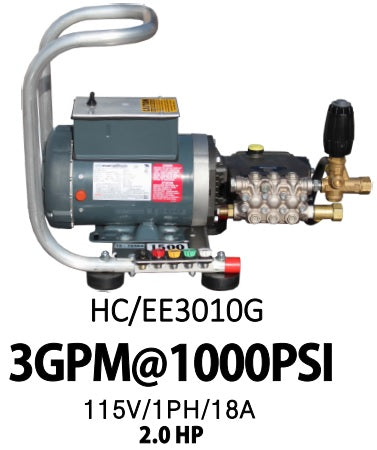hc/ee3010g presssure washer, electric pressure washer