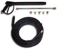 pressure washer hose, pressure washer lance kit, pressure washer nozzles