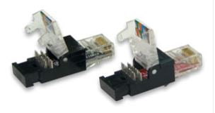 Category 6 Unshielded Tooless RJ45 Plug 8P8C
