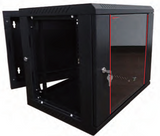 Premium Line Wall Mount Dual Section Cabinet