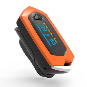 oSport: Finger Pulse Oximeter SPO2 Saturation Monitor