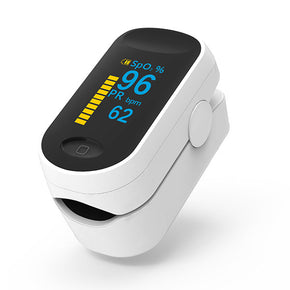 C1: Finger Pulse Oximeter SPO2 Satuation Monitor