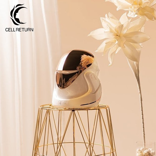 CELLRETURN, These K-Drama Stars Love This LED Homecare Beauty Device (Metro.Style)