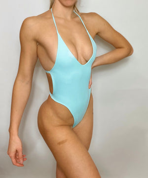 Womens one piece swimsuit handmade in Miami