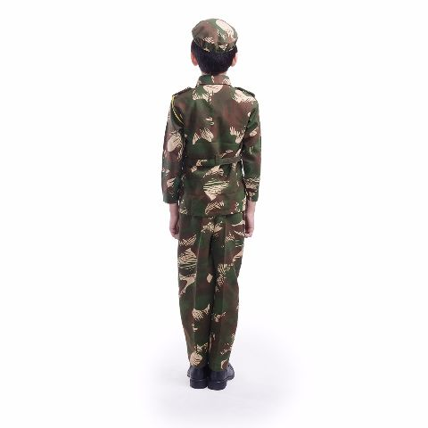 Indian Army dress for Fancy dress competitions