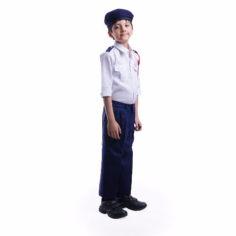 Traffic Police Costumes For kids