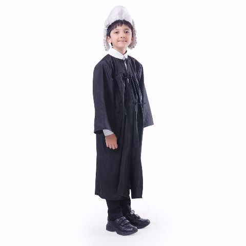 Judge Costume For Boys and Girls