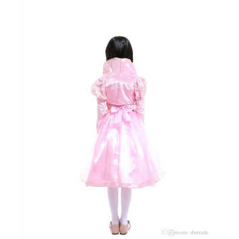 Cindrella Princess Dress For Girls