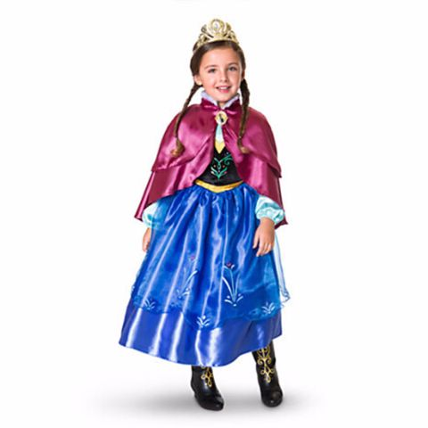 Frozen Princess Anna Costume