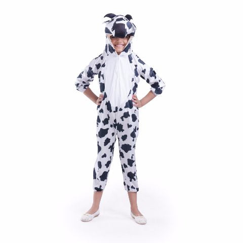 White Tiger Costume For Kids
