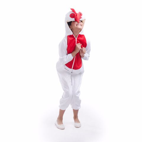 Cock Costume For Kids