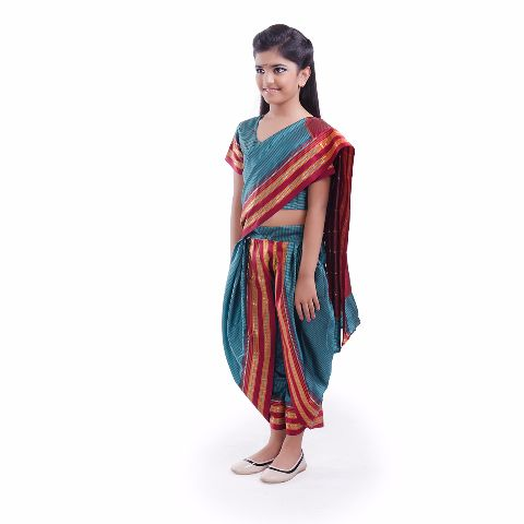 Marathi Girls Saree