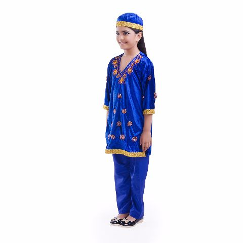 Kashmiri girl Costume