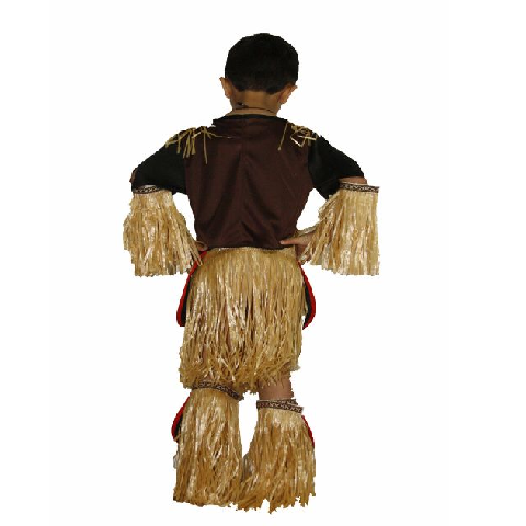 African Man Regional costume for kids