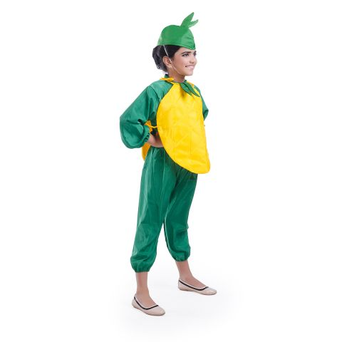 Pineapple Cutout and Cap without Jumpsuit