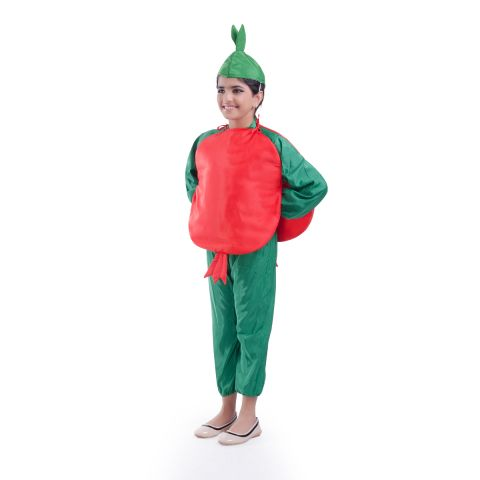 Pomegranate Costume