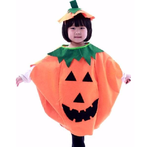 Halloween Pumpkin Fancy Dress
