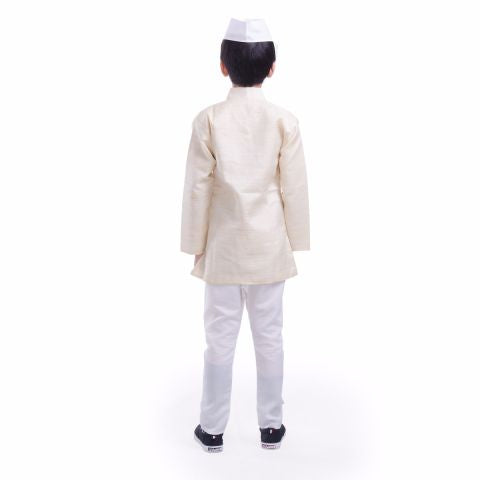 Nehru dress for boys for Fancydress competitions and School functions