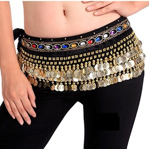 Premium Belly Dance Belt - Ultra high Quality