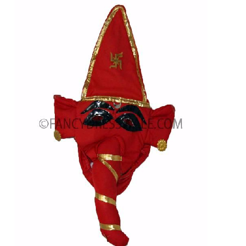 Ganesha Cloth Mask