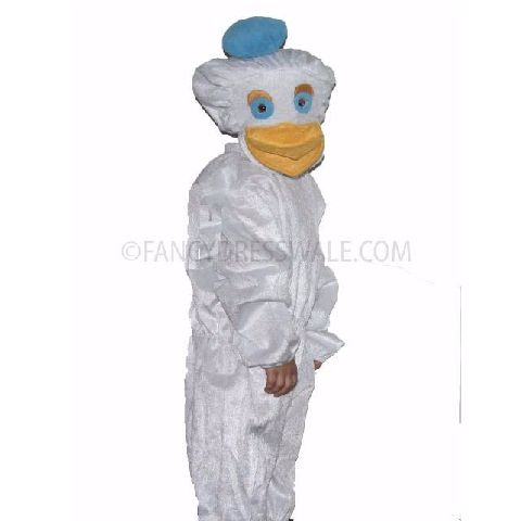 Donald-Duck Costume