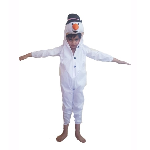 Snowman Dress for Boys and Girls
