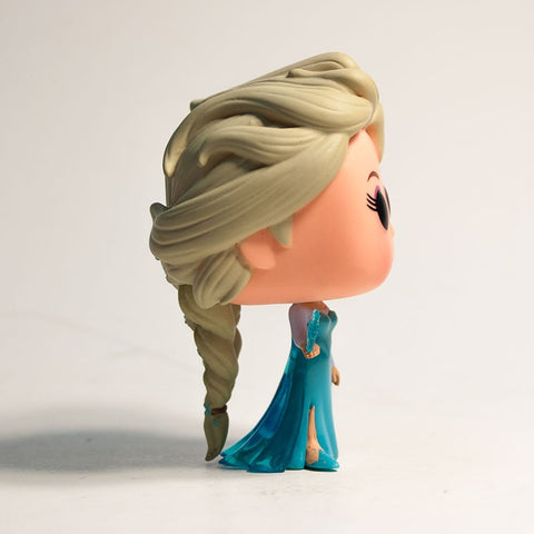 Frozen Elsa POP Funko Toy Figure Bobble head