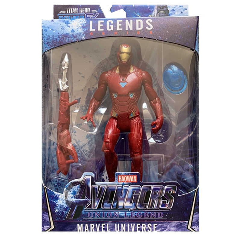 Ironman Avengers Marvel Legend series Toy Figure
