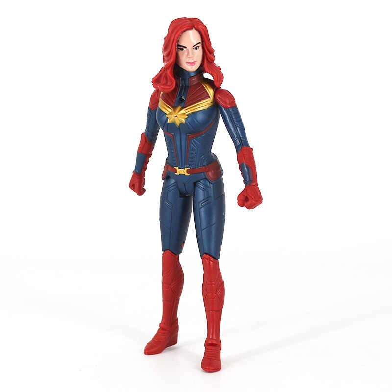 Captain Marvel Avengers Marvel Legend series Toy Figure