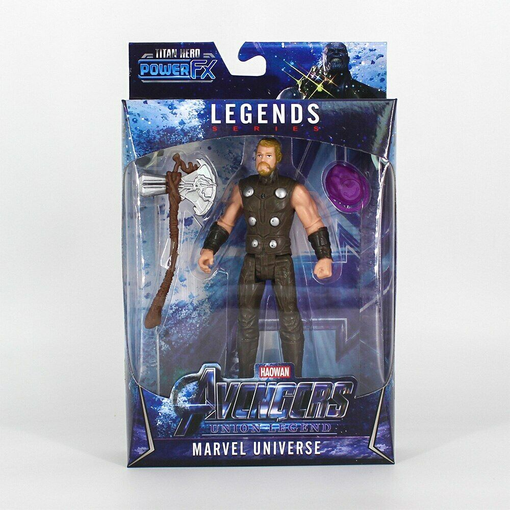 Thor Avengers Marvel Legend series Toy Figure
