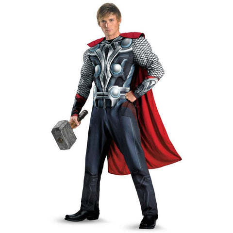 Thor Avenger Muscle costume for Adults