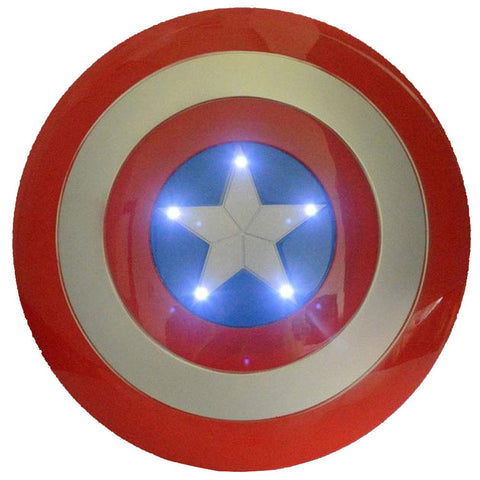 Captain America shield with Light and Sound for kids