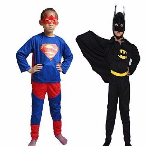 Batman Superman Combo for kids