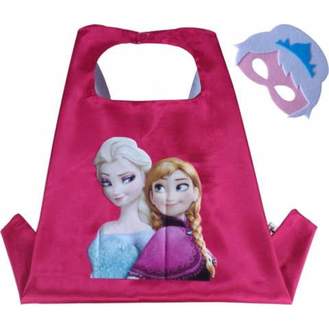 Frozen Anna Cape For Girls