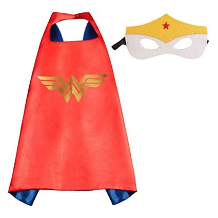 Super Hero Capes For Girls