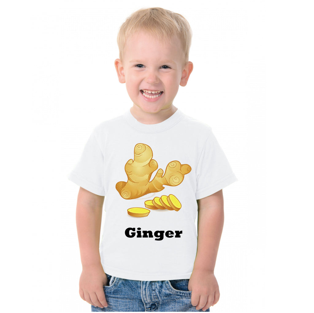 Vegitables Theme Fancy Dress Costumes Ginger