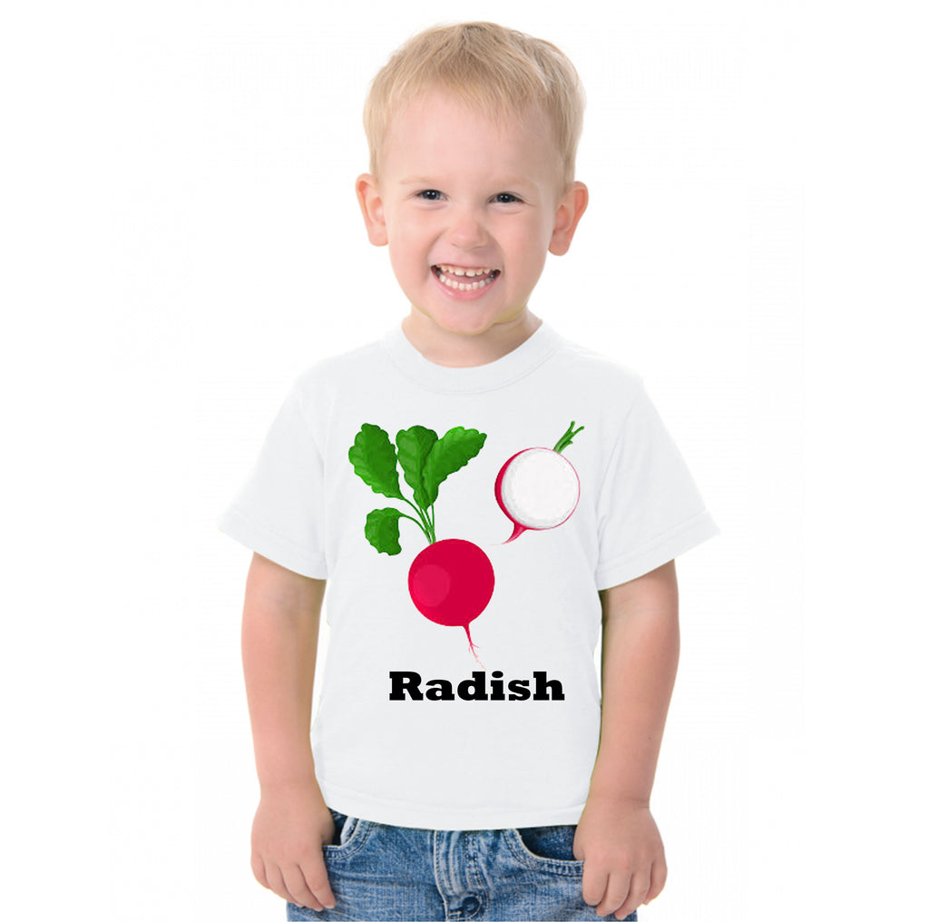 Vegitables Theme Fancy Dress Costumes  Radish