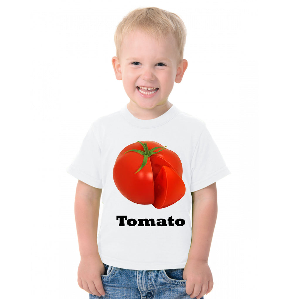 Vegitables Theme Fancy Dress Costumes Tomato