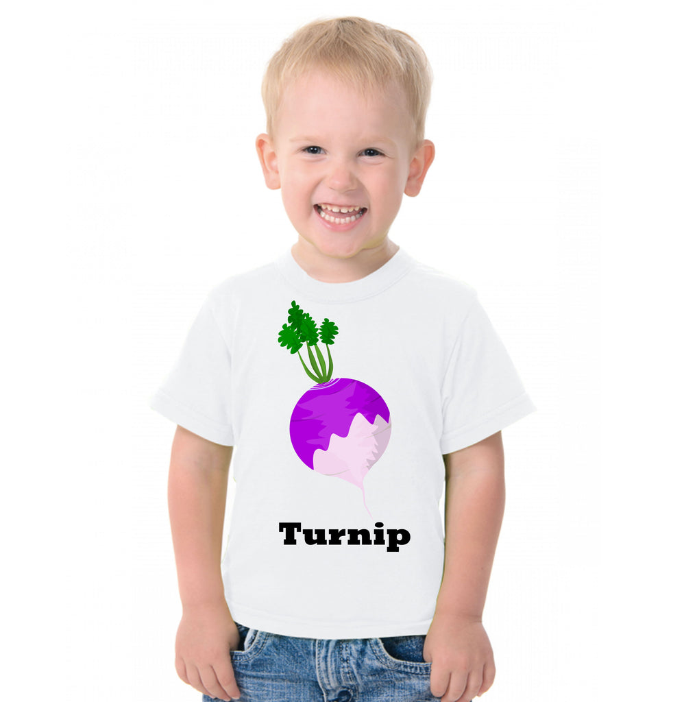 Vegitables Theme Fancy Dress Costumes Turnip