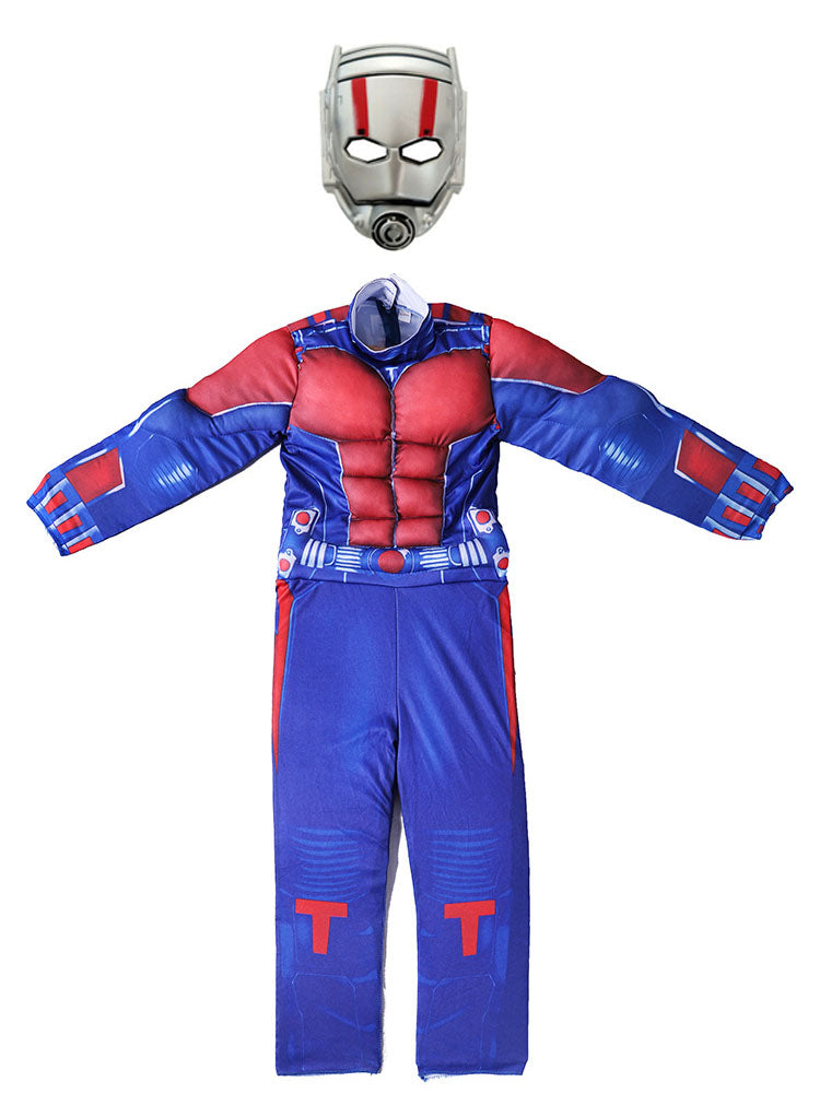 Fancydresswale Ant-man Muscle dress for Boys