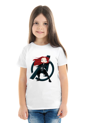 Black Widow dress for Girls