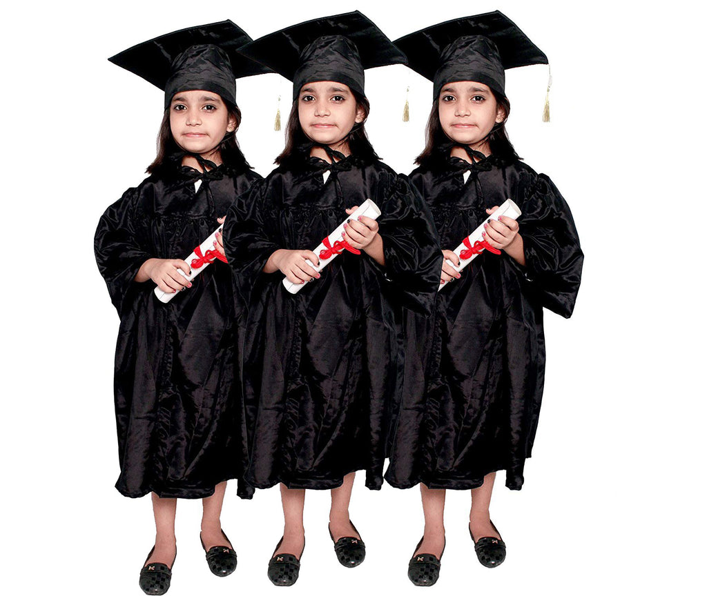 Convocation Dress for Kids pack of 3