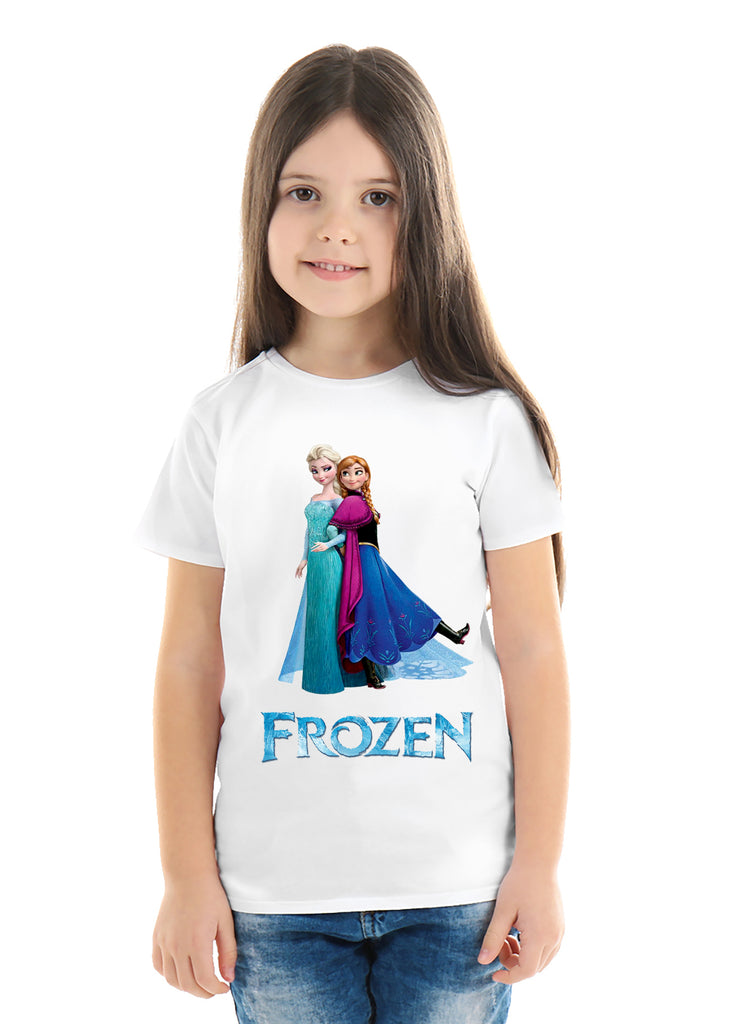 Frozen Elsa T-shirt for Girls