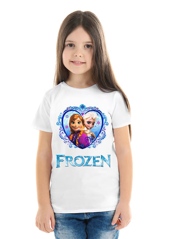 Princess Elsa T shirt for Girls