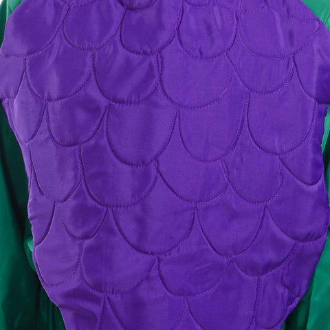 Grapes Cutout and Cap without Jumpsuit