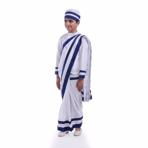 Mother Teresa dress for Girls
