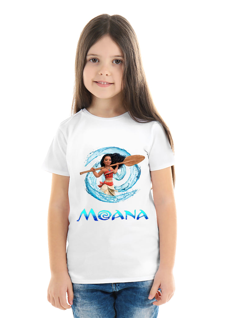 Princess Moana T-shirt for Girls