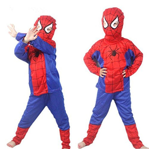 Spiderman Costume for kids - The superhero dress