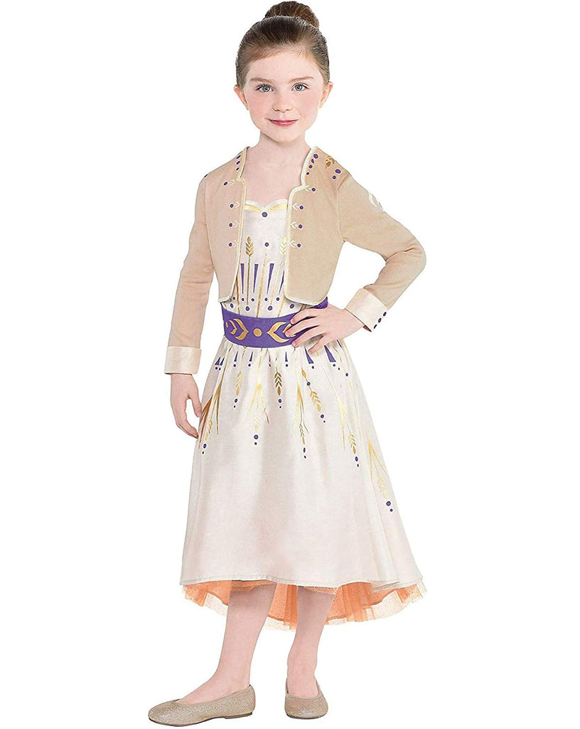 Frozen Anna Princess Dress for Girls