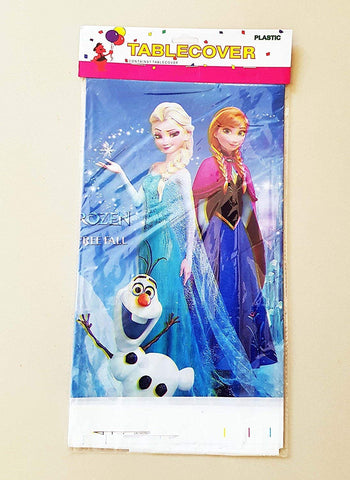 Frozen Theme Party Table Cover